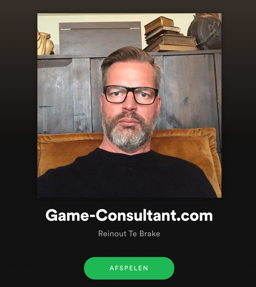 Game Consultant Podcast